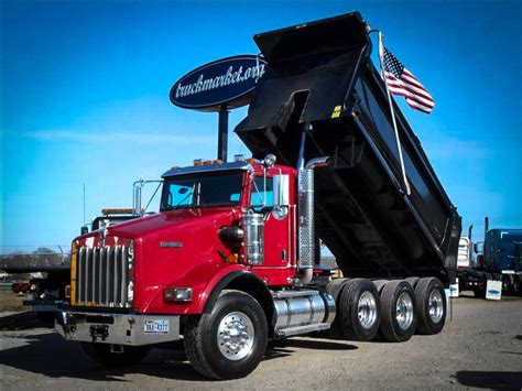 kenworth t800 trucks for sale used 2012 kenworth t800 dump truck for sale in ms 6487