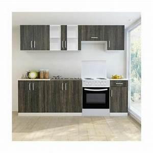 Cuisine En Promo : meubles cuisine ~ Teatrodelosmanantiales.com Idées de Décoration
