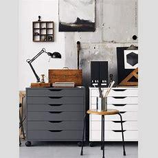 17 Best Ideas About Ikea Home Office On Pinterest  Desks