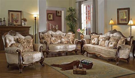 Portofino Victorian Style Fabric Sofa