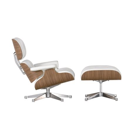 leather lounge chair with ottoman replica eames lounge chair with ottoman