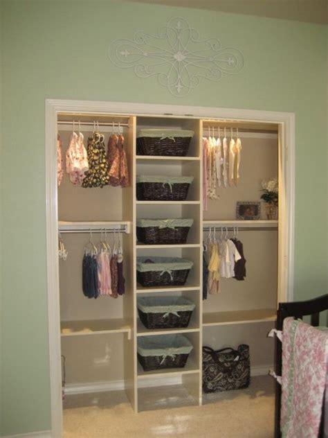nursery closets pinterest