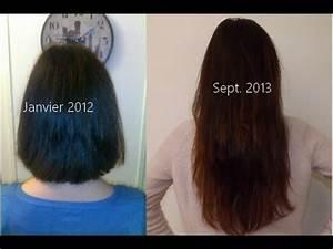 Se Laisser Pousser Les Cheveux : comment faire pousser ses cheveux plus vite youtube ~ Melissatoandfro.com Idées de Décoration