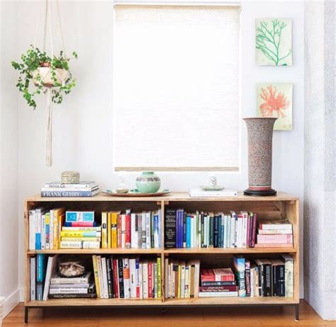 Low Wide Bookshelf by 25 Best Ideas About Low Bookcase On Low