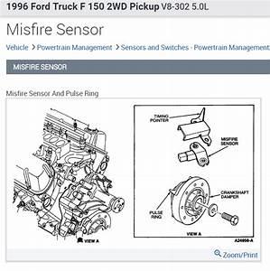 Engine Ford 300 Inline 6 Diagram
