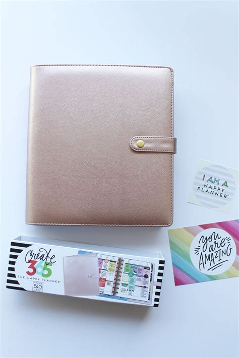 happy planner deluxe cover planners