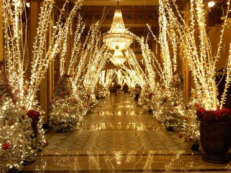 The Roosevelt Hotel New Orleans Christmas Decorations by Festive Lobby Picture Of The Roosevelt New Orleans A