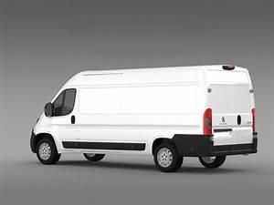 Van Peugeot : peugeot boxer van l4h2 2014 3d model ~ Melissatoandfro.com Idées de Décoration