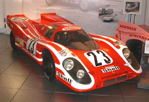 (1969 / 1971) Porsche 917