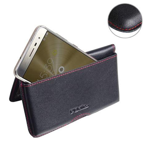 asus zenfone 3 ze520kl wallet pouch stitch pdair