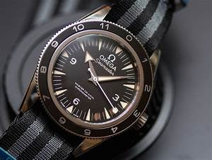 Replica Omega Seamaster 300 Spectre Limited Edition James ...