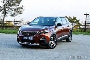 Essai Peugeot 3008 1 6 Thp 165 Eat6 : essai peugeot 3008 ii 1 6 thp 165 mont e en gamme incontestable french driver ~ Medecine-chirurgie-esthetiques.com Avis de Voitures
