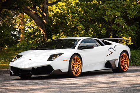 Lamborghini Murcielago LP670 Super Veloce (SV) Kit for the ...