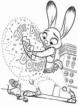 Zootopia Coloring Pages Printable Disney Bestcoloringpagesforkids Sheets Books Charachter Names Adult Adventure sketch template