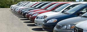 reasons why several late models are available on preowned vehicle sales lots