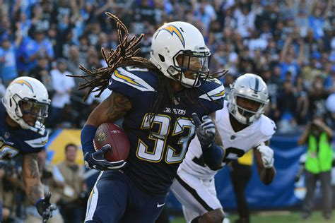 los angeles chargers early    agency  offseason