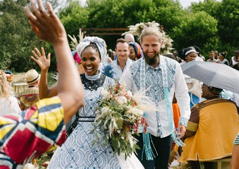 could this be south africa 39 s traditional wedding of the year