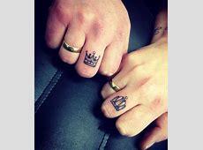 Tatouage Couple Doigt Tattoo Art