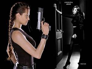 Angelina Jolie Wallpapers Tomb Raider - HD Wallpapers