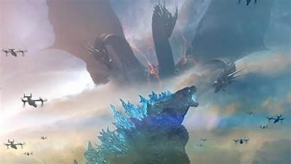 Godzilla King Monsters Resolution 4k Wallpapers 1440p