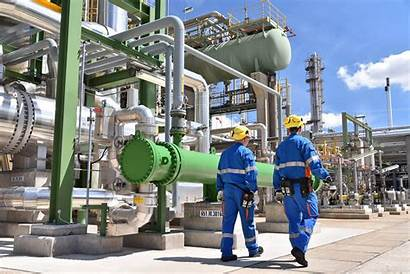Chemical Process Workers Control Industrial Manufacturing Iot