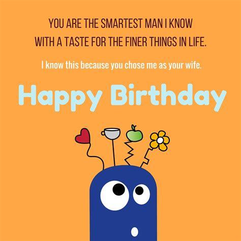 funny birthday wishes  husband funny birthday images