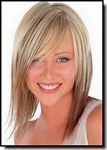 Coupe De Cheveux Tete Ronde : coiffure pour femme ronde ~ Melissatoandfro.com Idées de Décoration