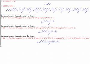 Ableitungen Berechnen : mp forum n te ableitung berechnen lassen matroids matheplanet ~ Themetempest.com Abrechnung