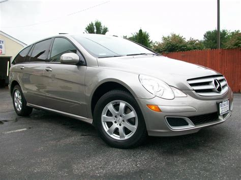 2006 Mercedes R350 by 2006 Mercedes R350 4matic From Mini Me Motors In