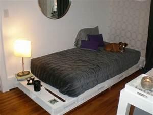 Bestes Bett Bei Rückenproblemen : bett aus paletten 32 coole designs ~ Markanthonyermac.com Haus und Dekorationen