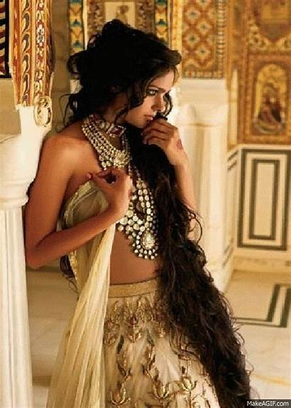 Exotic Indian Beauty Bollywood Tiger Horses Bengal