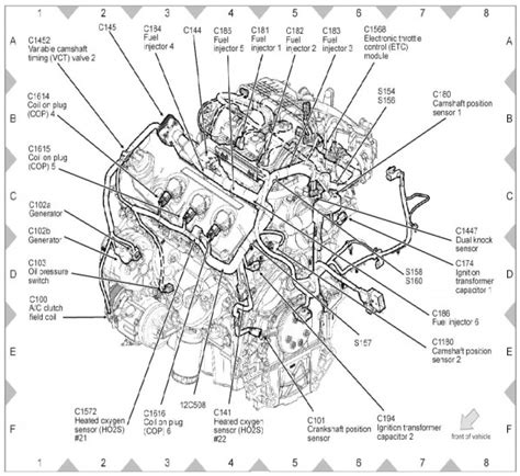 Cabin Air Filter Location Diagrams Wiring