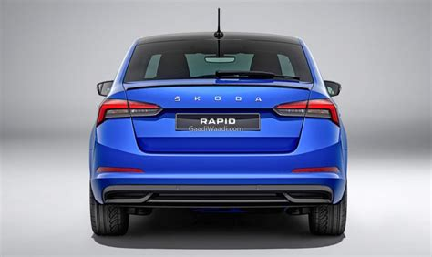5 Things You Should Know About The 2020 Skoda Rapid