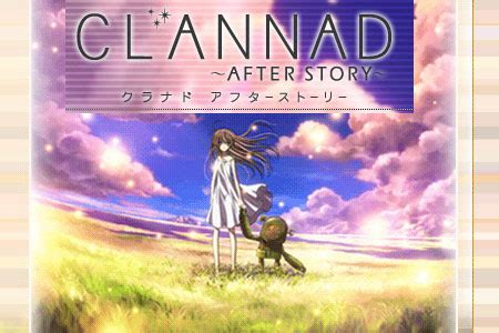 new clannad after story trailer animenation anime