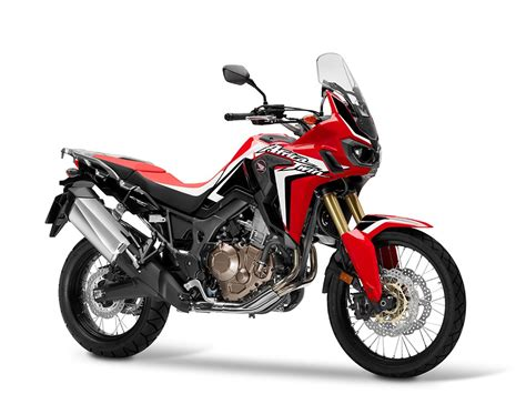 Honda Crf1000l Africa Twin (2015-on) Review