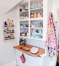 comment amenager une petite cuisine small spaces tiny