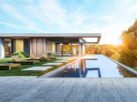 Moderne Häuser Bauen Preis by Architektenhaus Modernes Einfamilienhaus Bauen Wunschhaus