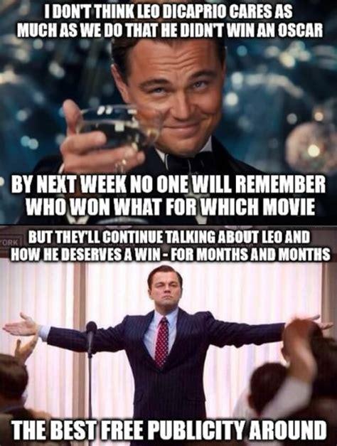 Funny Oscar Memes - 20 best leo dicaprio oscar memes the brophisticate