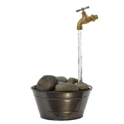universal home and garden fountains wrought iron