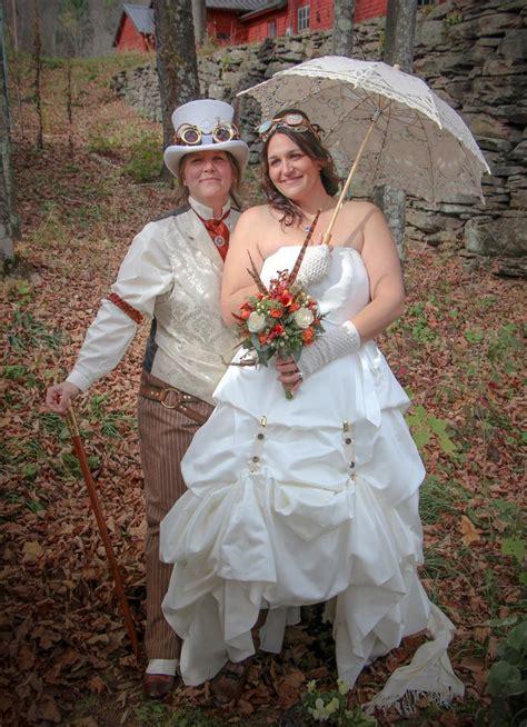 pin  steampunk wedding