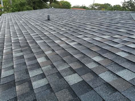 New Dimensional Shingle Roof In West Miami Roof Angle Calculator Uk Roofing Supply Of Colorado Denver Co Imitation Slate Sheets Red Inn Suites Sacramento North Ca Aluminium Nails Lutherville Timonium Md How To Install Cedar Shingles On A Shed Hip Gable Framing