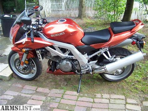2003 Suzuki Sv1000s by Object Moved