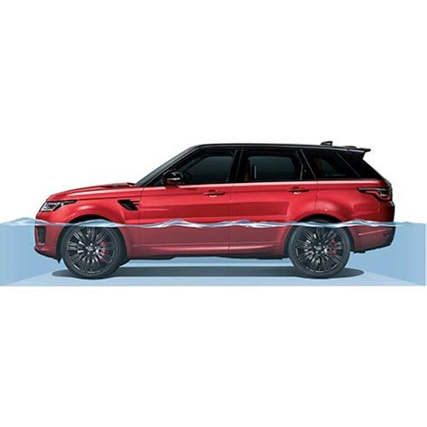 specifications range rover sport land rover mena