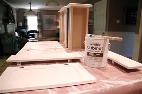 rustoleum kitchen cabinet paint kit bathroom vanity makeover plus how to brush paint cabinets 7850