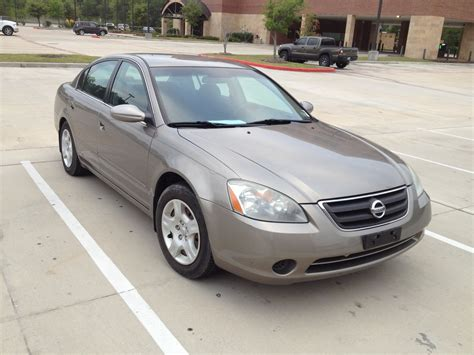 Nissan Altima 2003 by 2003 Nissan Altima 2 5 Related Infomation Specifications