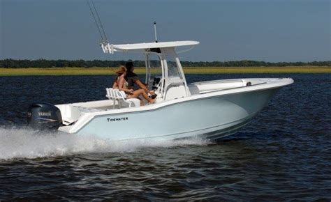 Best Affordable Bay Boat by Tidewater 23 Adventure Center Console New