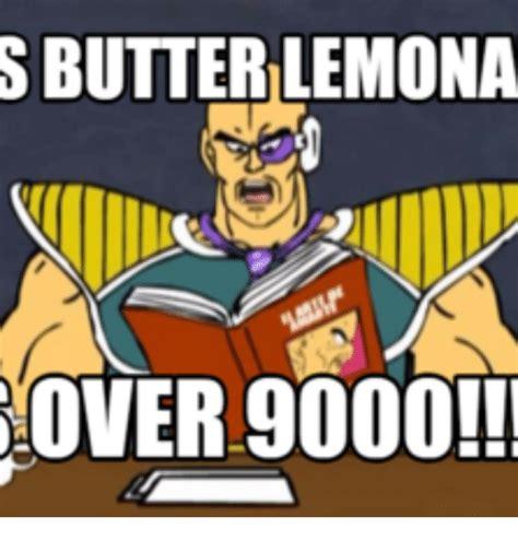 Over 9000 Meme - sbutterlemona over 9000 over 9000 meme on me me