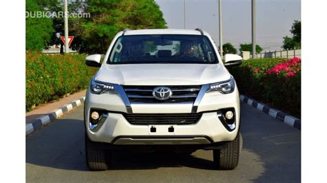 toyota fortuner  diesel automatic  sale white