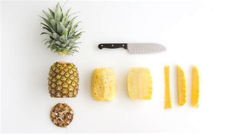 Video How To Cut Pineapple Wedges  Martha Stewart