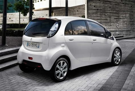 Mitsubishi Electric Vehicle by Mitsubishi Electric Vehicle I Miev Reichweite Mitsubishi Car
